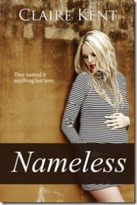 Review: Nameless by Claire Kent