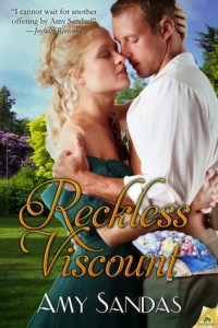 Review: Reckless Viscount by Amy Sandas