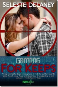 Review: Gaming for Keeps by Seleste DeLaney