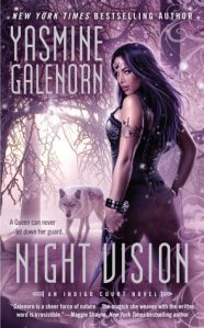 Review: Night Vision by Yasmine Galenorn
