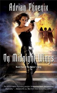 Review: On Midnight Wings by Adrian Phoenix
