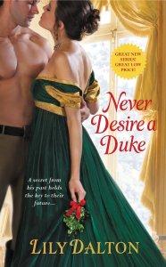 Review: Never Desire a Duke by Lily Dalton