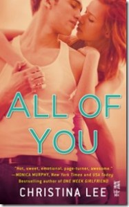 Review: All of You by Christina Lee