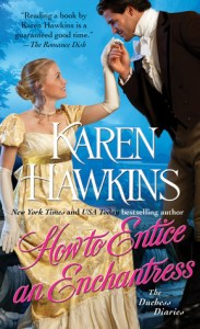 Review: How to Entice an Enchantress by Karen Hawkins