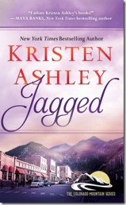 Cover Reveal: Jagged by Kristen Ashley