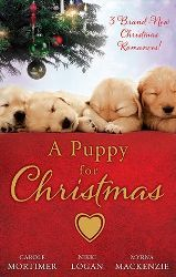 Review: A Puppy For Christmas by Carole Mortimer, Myrna Mackenzie, and Nikki Logan