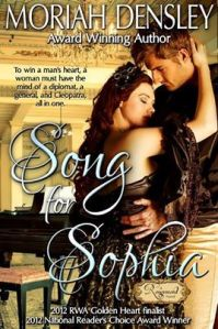 Review: Song For Sophia by Moriah Densley