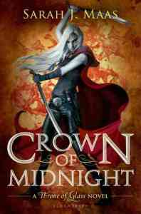 Review: Crown Of Midnight by Sarah Maas