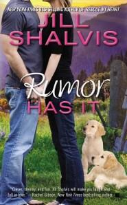 Rumor Has It by Jill Shalvis Giveaway!