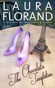 The Chocolate Temptation by Laura Florand Cover Reveal!