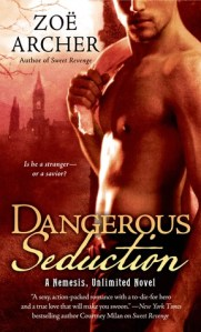Review: Dangerous Seduction by Zoe Archer