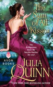 Review: The Sum of All Kisses by Julia Quinn