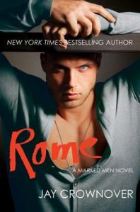 An Exclusive Excerpt from Jay Crownover's New Marked Men Novel: Rome