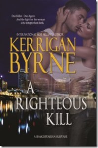 Review: A Righteous Kill by Kerrigan Byrne