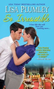Review: Simply Irresistible by Lisa Plumley