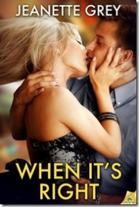 Review: When It's Right by Jeanette Grey