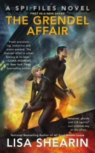 Review: The Grendel Affair by Lisa Shearin