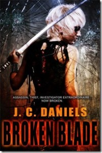 Review: Broken Blade by J.C. Daniels