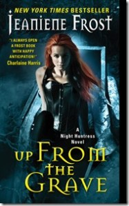Review: Up From the Grave by Jeaniene Frost