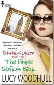 Review: The Dimple Strikes Back by Lucy Woodhull