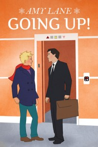 Review: Going Up! by Amy Lane