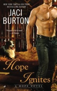 Review: Hope Ignites by Jaci Burton
