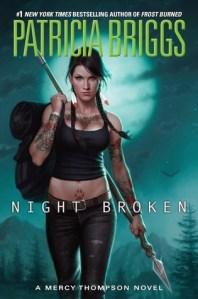 Review: Night Broken by Patricia Briggs