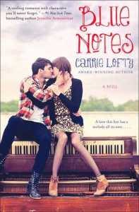 Review: Blue Notes by Carrie Lofty