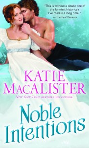 Review: Noble Intentions by Katie MacAlister