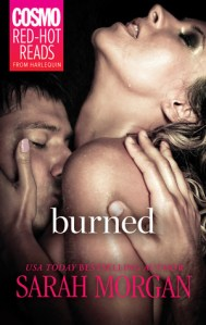 Review: Burned by Sarah Morgan