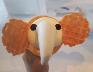 elephant ice cream