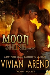 Review: Moon Shine by Vivian Arend