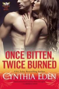 Review: Once Bitten, Twice Burned by Cynthia Eden