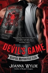 Top Ten Reasons to read Devil's Game by Joanna Wylde