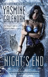 Review & Giveaway: Night's End by Yasmine Galenorn