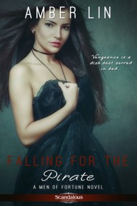 Review: Falling for the Pirate by Amber Lin