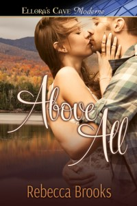 Review: Above All by Rebecca Brooks