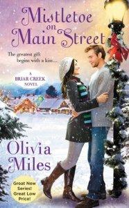 Review: Mistletoe on Main Street by Olivia Miles