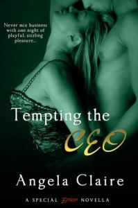 Review: Tempting the CEO by Angela Claire
