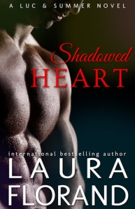Review: Shadowed Heart by Laura Florand