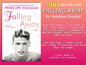 Excerpt and Giveaway: Falling Away by Penelope Douglas