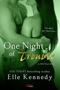 Review: One Night of Trouble by Elle Kennedy