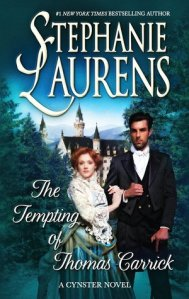 Review: The Tempting Of Thomas Carrick by Stephanie Laurens