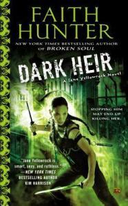 Review: Dark Heir by Faith Hunter
