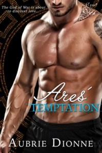 Review: Ares' Temptation by Aubrie Dionne