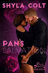 Review: Pan's Salvation by Shyla Colt
