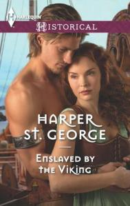 Review: Enslaved by the Viking by Harper St. George