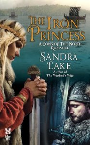 Review: The Iron Princess by Sandra Lake