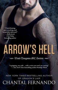 Review: Arrow's Hell by Chantal Fernando