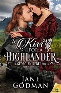 Review: A Kiss for a Highlander by Jane Godman